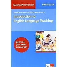 Introduction to English Language Teaching