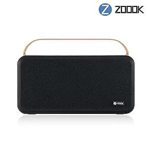 Zoook Rocker SoundQuake (46W) designer SMART splashproof wireless portable bluetooth speaker with NFC