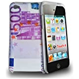 Accessory Master - Coque hybrid motif 500 euro pour Apple iPod touch 4