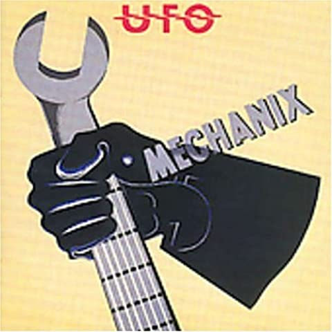 Mechanix by UFO (2000-04-11)