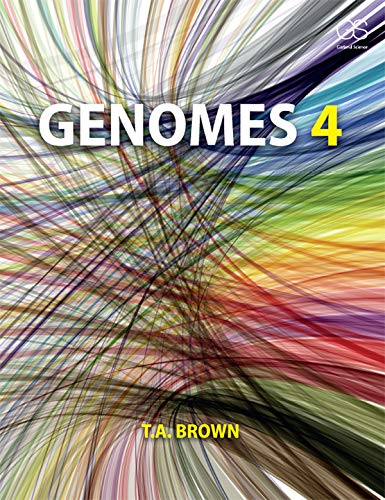 Genomes 4 (English Edition)