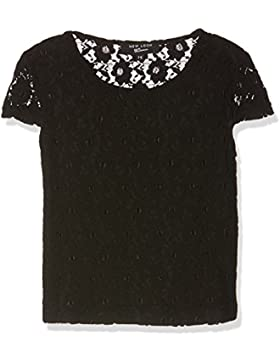 New Look Lace Cap, T-Shirt Bambina