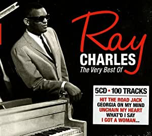 The Very Best of Ray Charles (Coffret 5 CD)