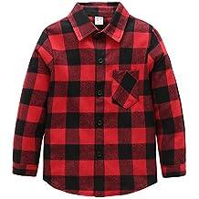 super popular 376ff ab898 Suchergebnis auf Amazon.de für: hemd rot schwarz kariert kinder