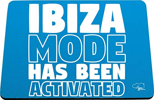 Hippowarehouse Ibiza Mode has Been Activated Alfombrilla