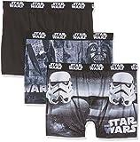 Star Wars Herren Shorts Boxer packx3, 3er Pack, Mehrfarbig (Multicolor B1), X-Large,(Sortiert)