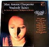 Harmonia Mundi 1008-1009 - Marc Antoine Charpentier - Leçons Des Ténèbres - Six Répons Du Mercredy - (2 Vinyles LP in Box)