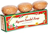 MYSORE SANDAL SOAP 150GR*3PCS (COMBO OF ...