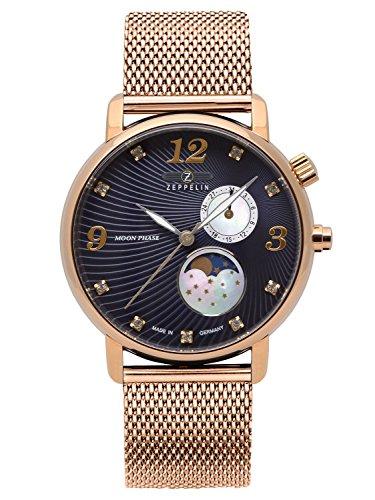 Zeppelin orologio donna Luna 7639M-3