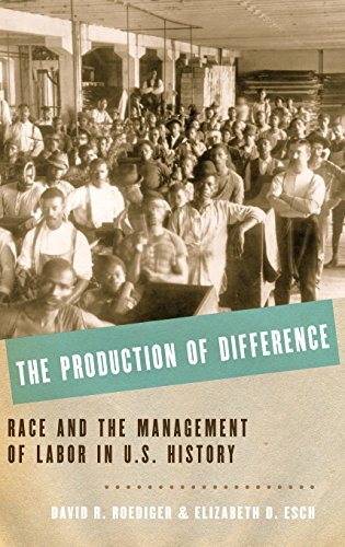 The Production of Difference