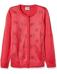Cherokee Girls' Cotton Cardigan
