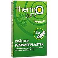 THERMACURA Warm Pflaster 3 Stück preisvergleich bei billige-tabletten.eu