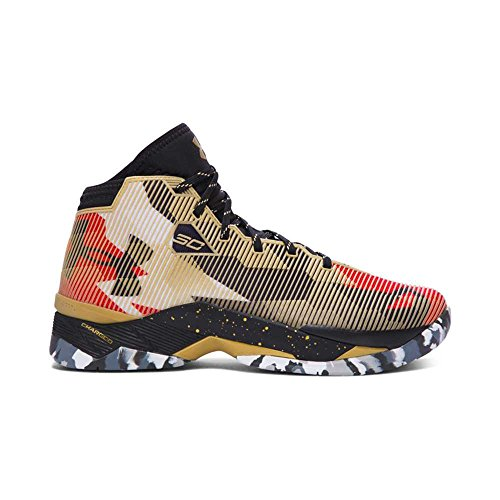 Scarpe Under Armour Basket Curry 2.5 art. 1274425-777 Militare, 44.5 MainApps
