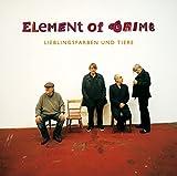 Element Of Crime: Lieblingsfarben Und Tiere (Inkl.Downloadcode) [Vinyl LP] (Vinyl)