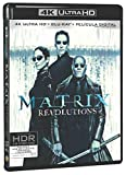 Matrix Revolutions Blu-Ray Uhd [Blu-ray]