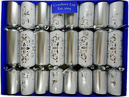 fill-your-own-christmas-crackers-craquelins-box-of-8-crackers-craquelins-with-a-silver-and-white-des