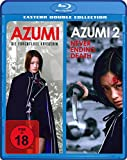 Azumi 1 & 2 [Blu-ray] [Import anglais]