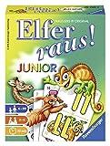 Junior Elfer Raus!: Das Beliebte Kartenspiel für Kinder ab 6 Jahren