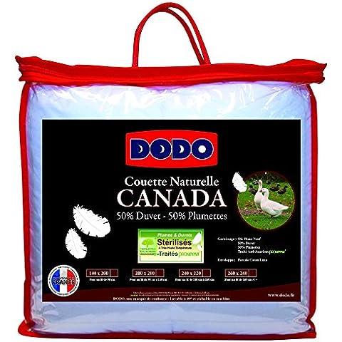 Couette DODO Canada - Piumino 50% piume