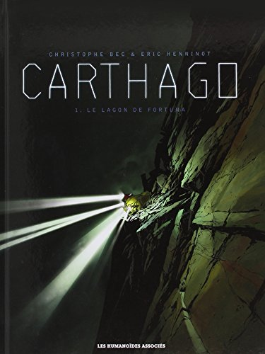 Carthago T01: Le lagon de fortuna