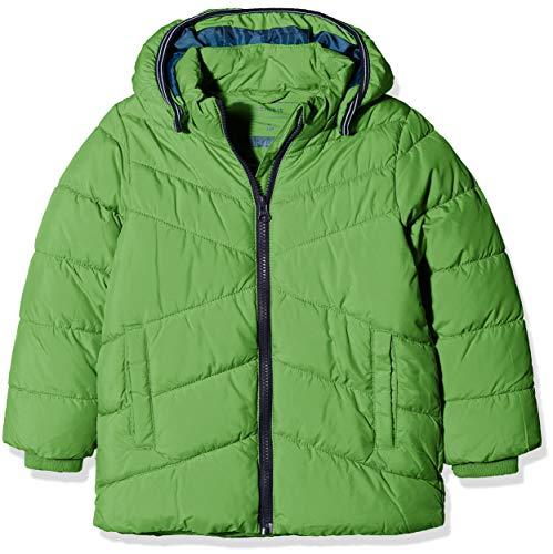 NAME IT Baby-Jungen NMMMIL Puffer Jacket Camp Jacke, Grün Kelly Green, 92 -