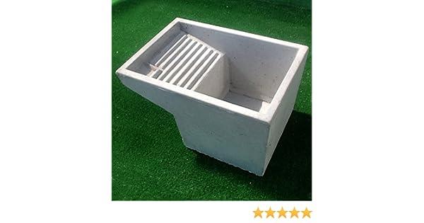Vasca Da Lavare In Cemento : Mastro gabriele vasca lavatoio pilozzo uso lavanderia in cemento