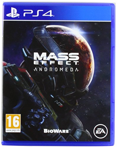 Mass Effect, Andromeda  PS4 Playstation 4-pre-order Games
