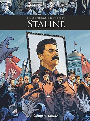 Staline par Vincent Delmas