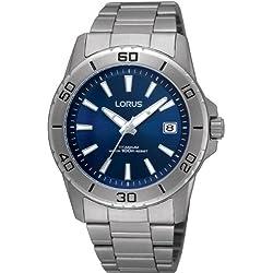 GENUINE LORUS Watch URBAN Male Titanium - RXH17JX9
