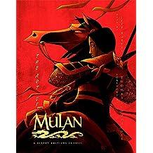 ART OF MULAN DISNEY EDITION CLASSIC HC (Disney Editions Deluxe Film)
