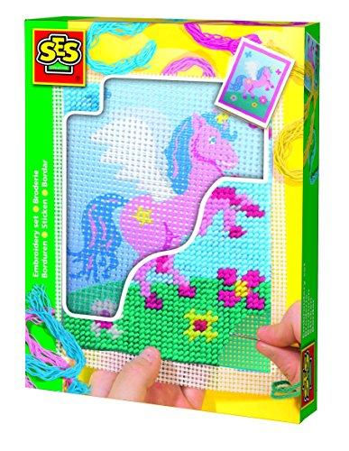 ses-creative-conjunto-para-bordar-de-unicornio-alado-multicolor-00899