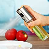West7 Oil Sprayer Stainless Steel| Just Launched Olive Oil/Cooking Oil Spray Bottle | Fda Approvd. & Bpa Free