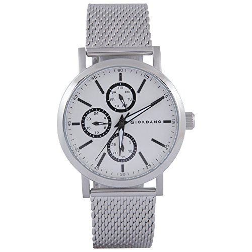 Giordano Analog Blue Dial Men's Watch