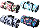 4L Textil Picknickdecke Decke Campingdecke Stranddecke Reisedecke Matte Baumwolle 145x200 HANDMADE