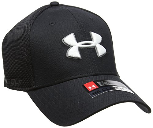 Under Armour Men's Golf Mesh Str 2.0 Cap