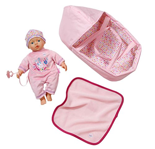 Preisvergleich Produktbild Zapf Baby Born supersoft mit Schlafsack