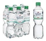 Schloss Quelle Medium, natürliches Mineralwasser,...