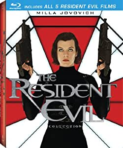 Resident Evil: Collection [Blu-ray] [2012] [US Import]