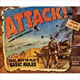 Eagle Games 101004 N Attack Board Game