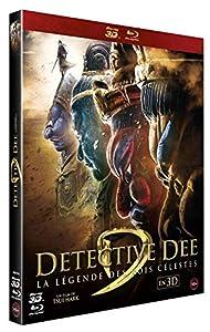 Detective Dee 3D [Combo Blu-ray 3D + Blu-ray + Copie digitale]