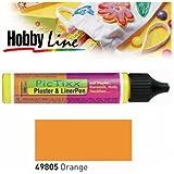 "KREUL Pluster & LinerPen Hobby Line ""PicTixx"", orange VE = 1"