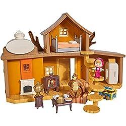 Simba - Masha & Michka - Maison de Masha 2 Etages + Accessoires
