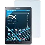2 x atFoliX Lámina Protectora de Pantalla Samsung Galaxy Tab S2 9.7 Película Protectora - FX-Clear ultra transparente