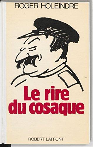 Livre Le Rire du cosaque pdf, epub ebook