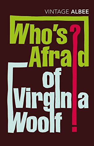 Who's Afraid Of Virginia Woolf. par Edward Albee
