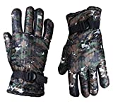 Zacharias Men's Winter Gloves Green Free Size HS-65