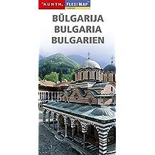 KUNTH FlexiMap Magnum Bulgarien 1:800000