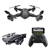 QUINTRA Brand New VISUO XS809HW Wifi FPV 2MP Camera 2.4G Selfie RC Quadcopter Toys