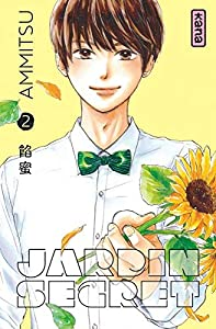 Jardin Secret Edition simple Tome 2