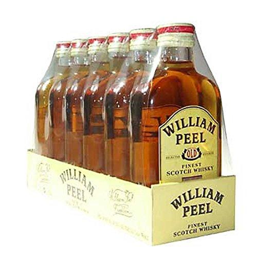 Whisky William Peel 40 ° 20 cl x 6 20 cl - Peel William